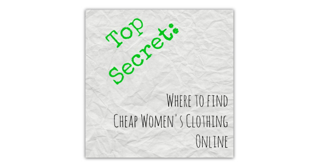 Cheap online clothing stores. Top clothing catalogs for women