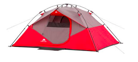 head over to walmart here where you can score an outdoor bundle including a 4person ozark trail tent 2 folding chairs and an air mattress - Folding Chairs At Walmart
