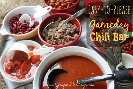 Chili Bar Recipe