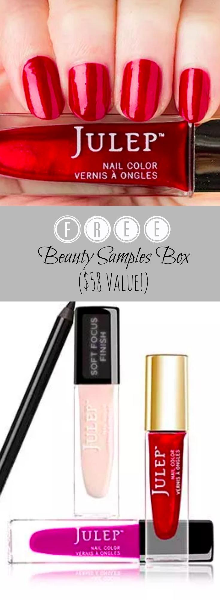 free beauty samples