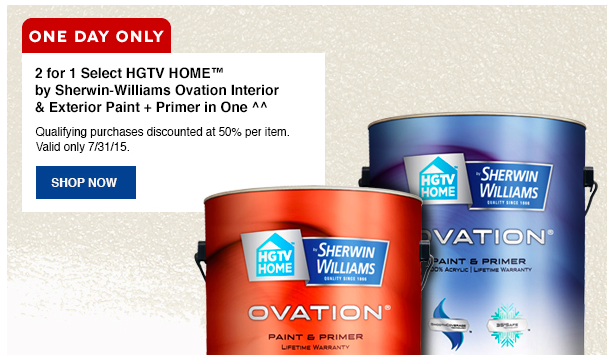 Lowe 39 s paint sale for the home buy one get one free for Buying paint at lowes