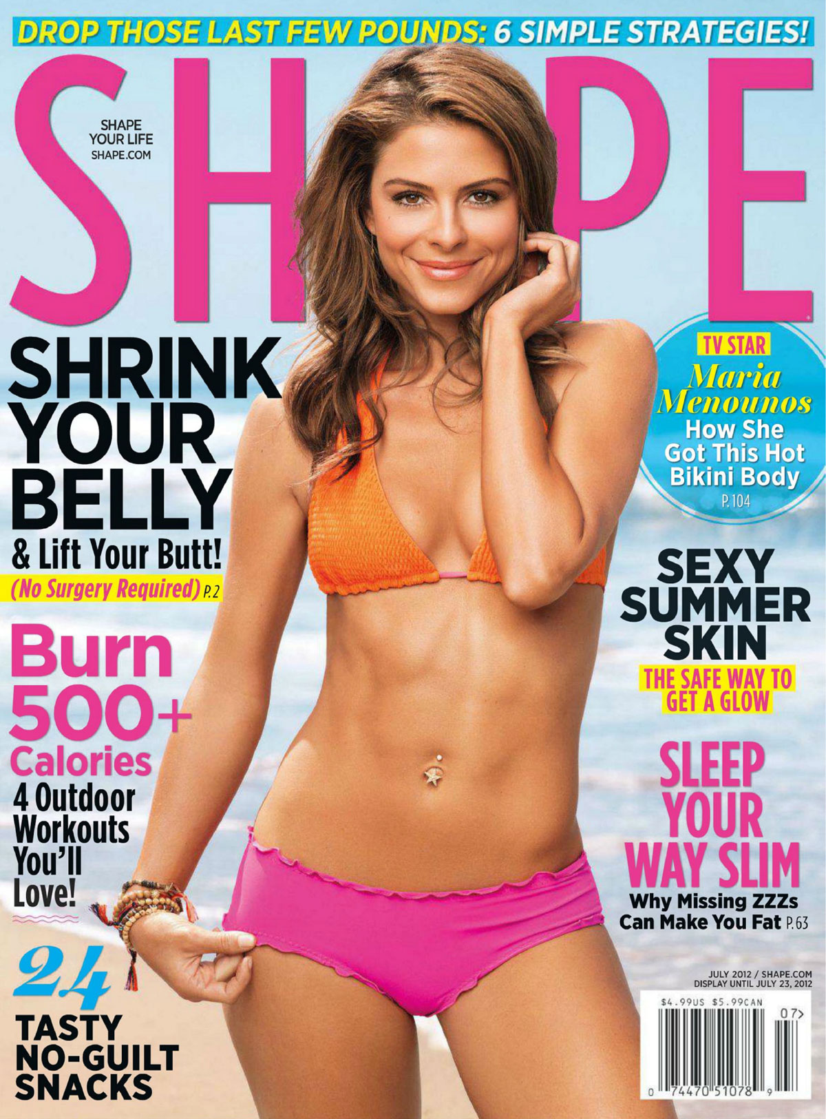 Resources, money saving tips, and tricks from Shape Magazine
