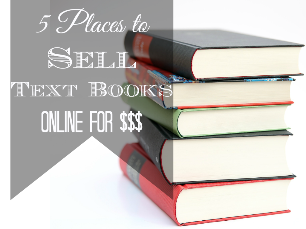 sell text books online