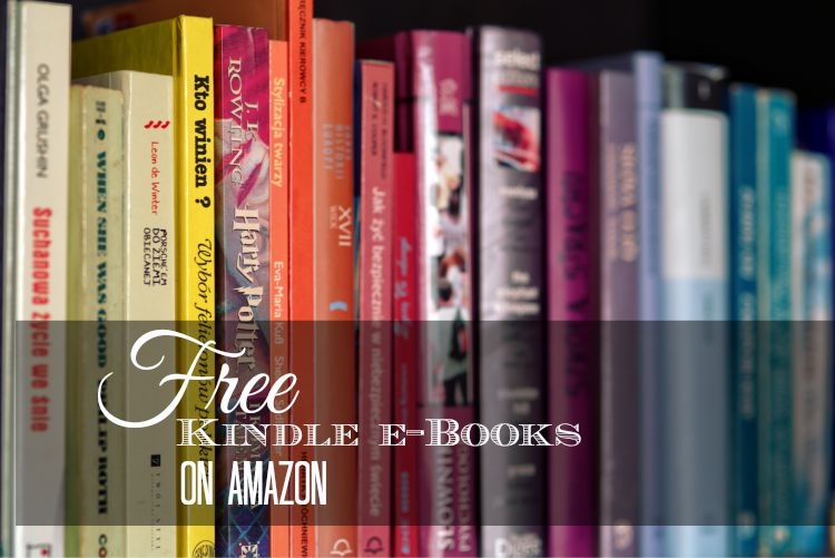 Free Kindle Books Amazon
