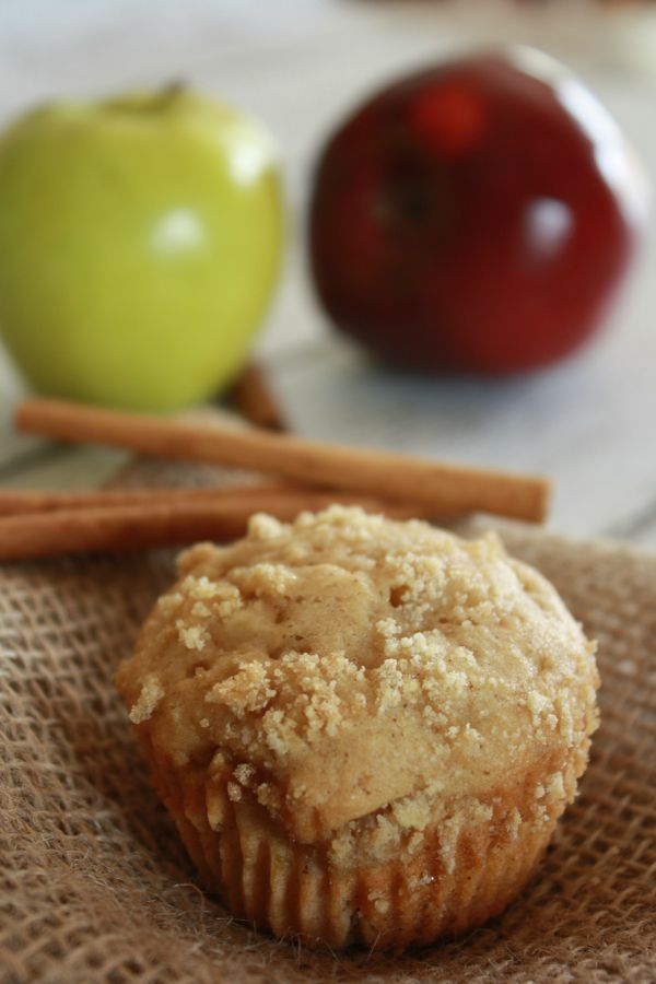 Apple Jack Recipe in Muffin Form