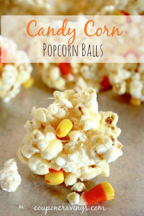 Candy Coated Popcorn Recipe: Popcorn Balls