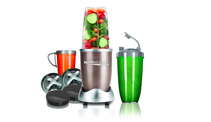 Magic Bullet NutriBullet Pro 900 Series Blender/Mixer System, $100 (Reg. $130)