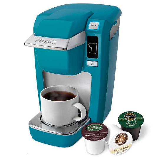 Keurig mini sale only 62 reg 125 for Keurig coffee maker