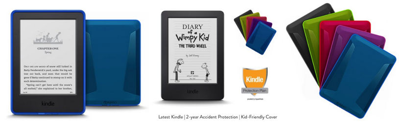 The Kids Amazon Kindle is on sale, only $79 for a limited time! Great gift idea for kids!