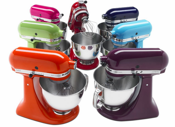 Kitchenaid 5 Quart Stand Mixer Only $180 Shipped {In Several Colors!}
