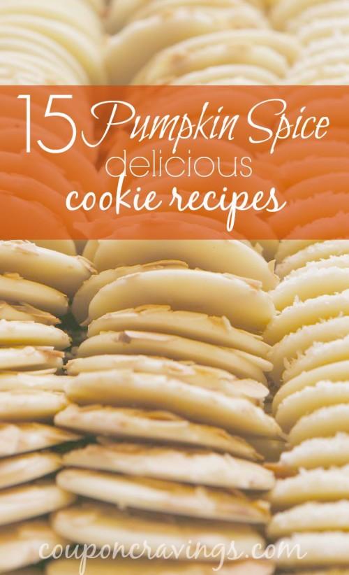 15 Pumpkin Spice Cookie Recipe Favorites