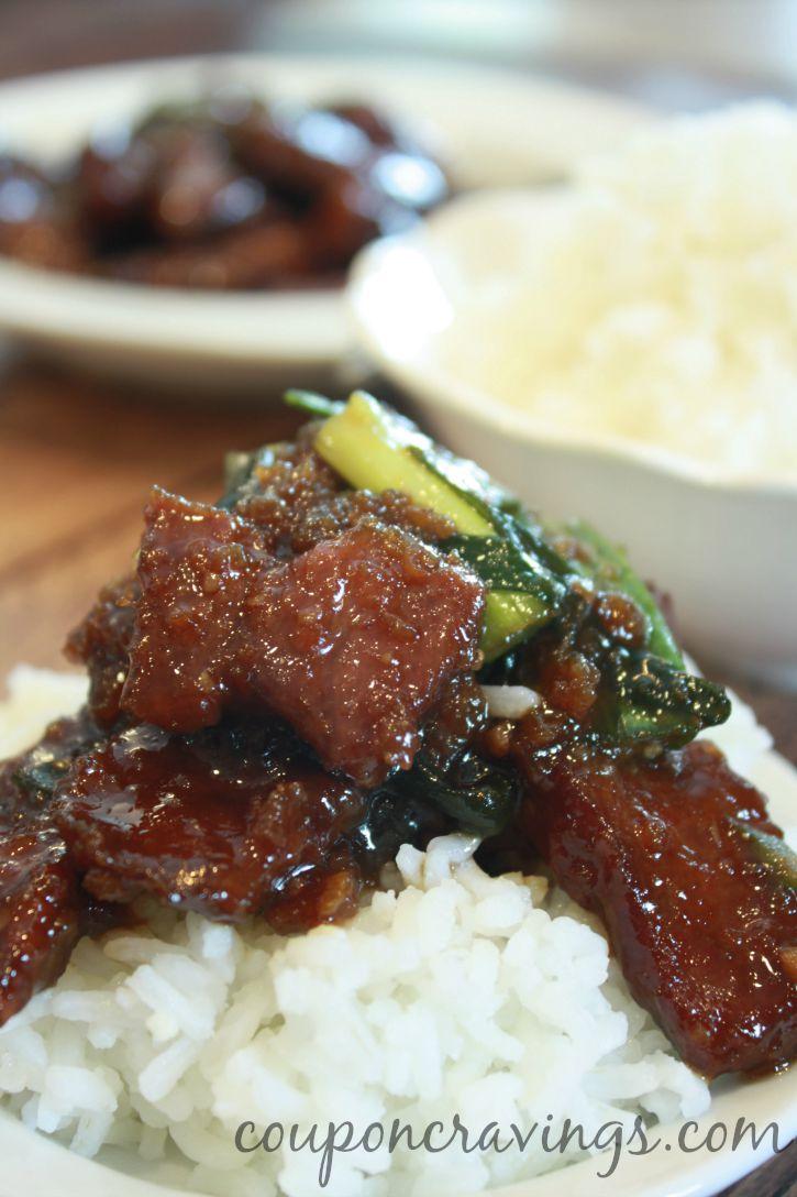 recipe mongolian beef