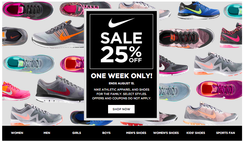 womens nike sale