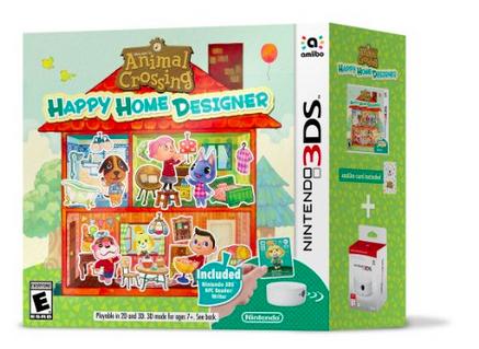 Pre-Order Animal Crossing: Happy Home Designer Bundle, Only $42.99