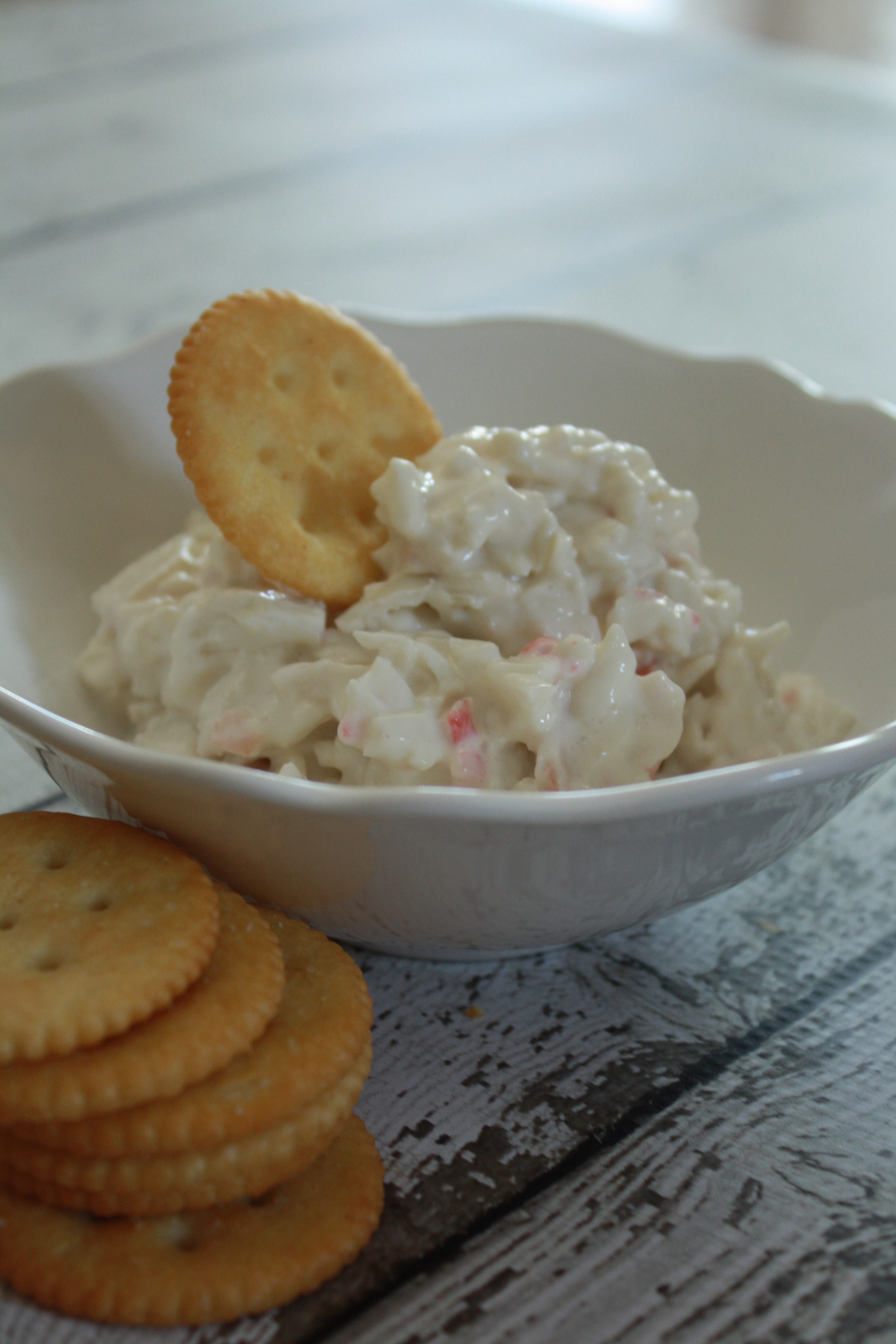 Crab Dip with Cream Cheese -