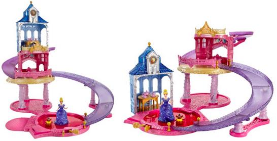 Disney Princess Glitter Glider Castle Playset at Best Price