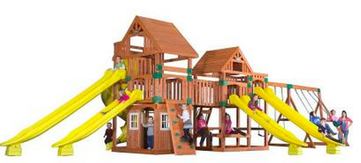 Kids Playsets, up to 27% Off at Home Depot!