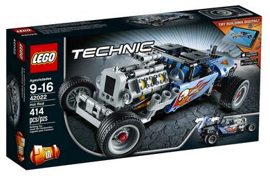 LEGO Technic Hot Rod Model Kit, Only $26.99 (Or Less)