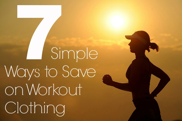 7 Ways to Save Money on Gym Clothes