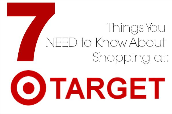 Nail Target Clearance Deals when you know the Target Clearance Schedule and more! Get your Target shopping tips in this article - 7 Target Price Matching and shopping tips you need to have in your pocket!