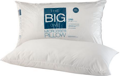 The Big One Microfiber Pillows