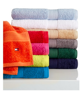 Tommy Hilfiger Bath Towels