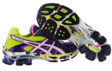asic gel sendai womens shoes