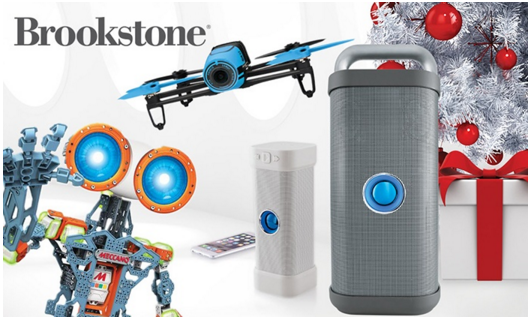 Brookstone groupon good for worth of merchandise