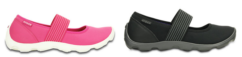 crocs mary jane shoes coupon