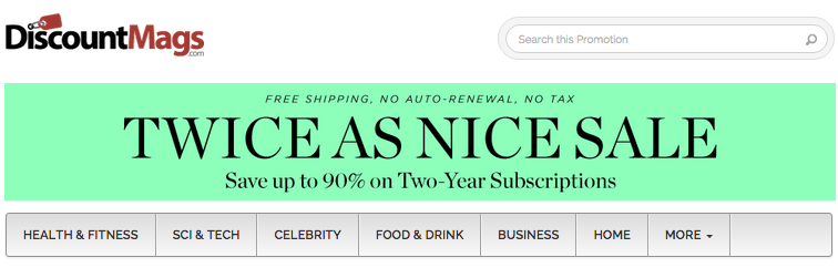 Us magazine subscription coupon code / Fitness first deals dubai