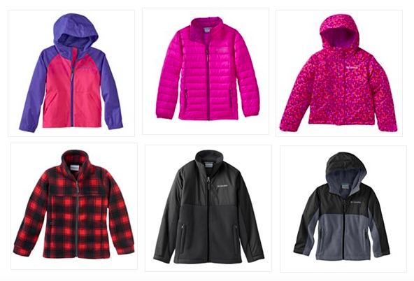 Kohl's.com: Kids' Columbia Jackets on Sale, Starting at $8 ...
