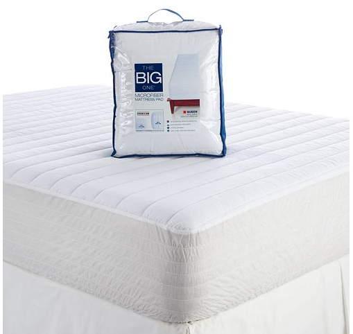 Kohl S Mattress Pads On Sale Snag A Pillow Amp Mattress Pad