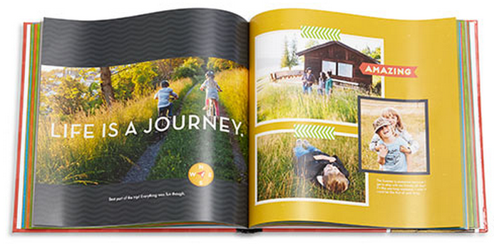 Shutterfly Photo Book Cover Ideas : Free shutterfly hardcover photo book extended