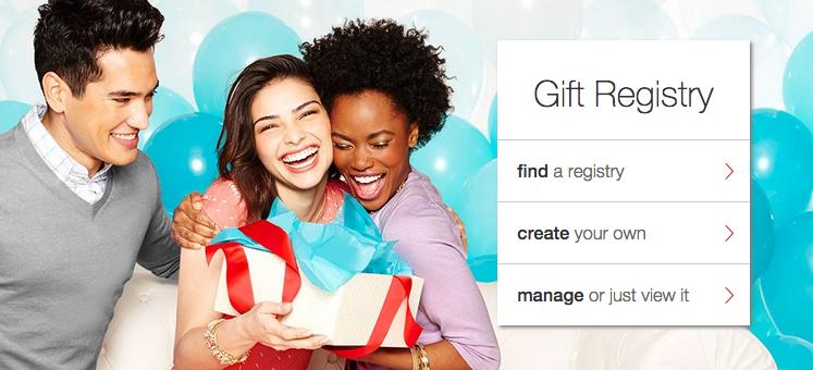 Target Gift Card Wedding Registry : ... Target wedding registry - youll get a free USD10 Target gift card