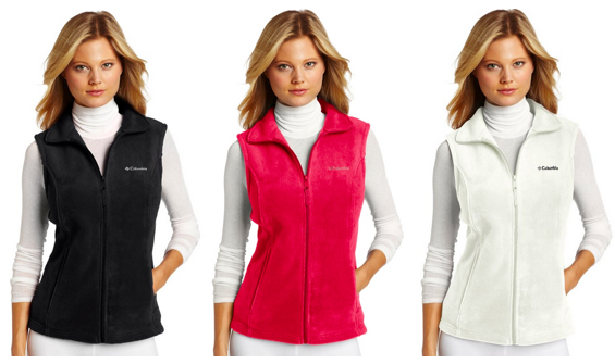 Columbia Women&39s Full-Zip Fleece Jackets as Low as Only $15