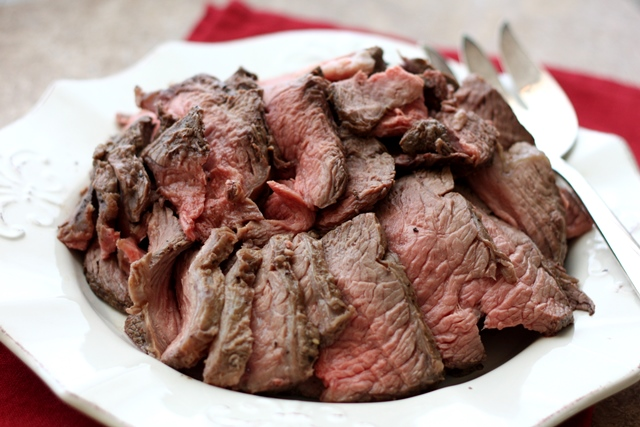 Crock Pot Roast Beef Recipe