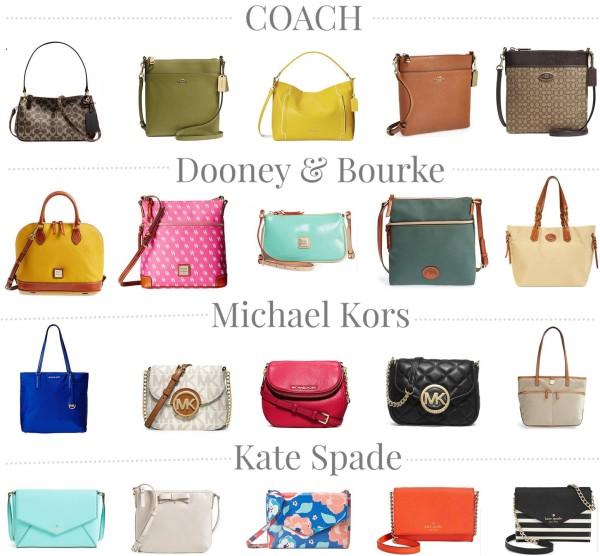 Designer Handbags Under $150 Each!