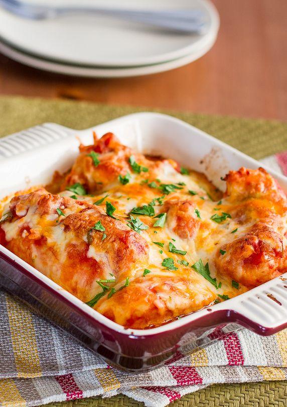 Salsa Chicken Crock Pot