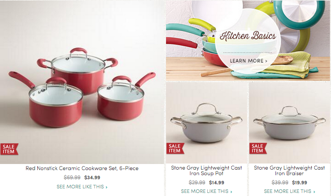World Market: 50% Off All Cookware and Select Bakeware + $10 Off $50 Purchases!