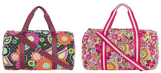 Vera Bradley Duffel Bags