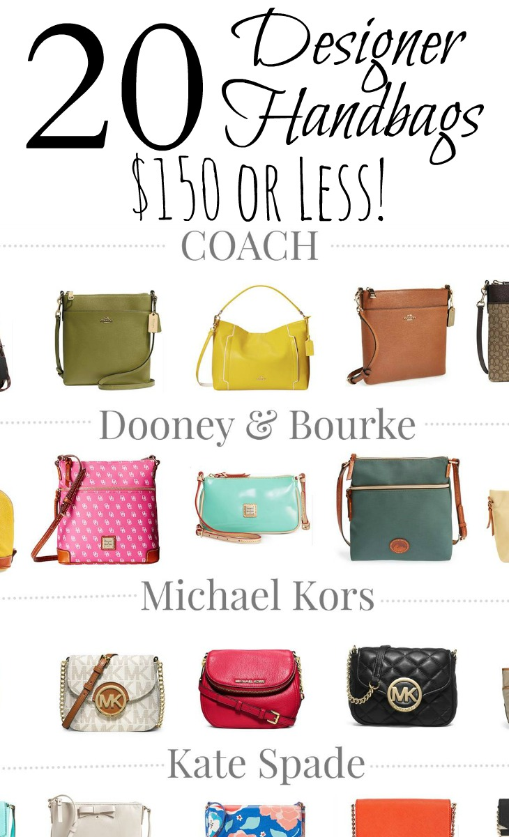 designer purse sale j5yl  Looking for purses on a budget? I scoured the internet for designer purses  on sale