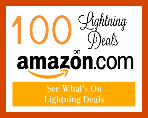 lightning deals widget