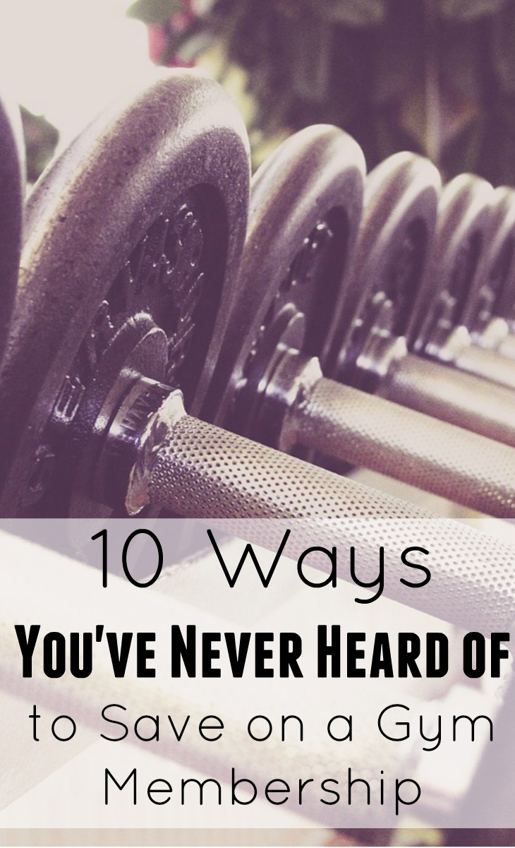 Knowing how to save money at the gym is going to be key in keeping fit and in keeping your budget in check. Use your weekly budget and your monthly budget for things you really want to pay for with these ten tried and true tips.