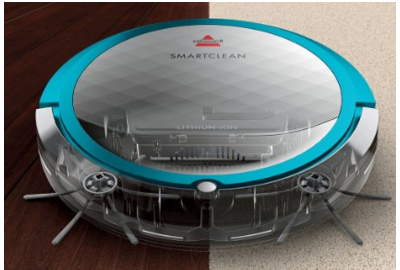 BISSELL SmartClean Vacuum Cleaning Robot