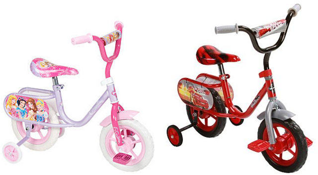 Kid's Disney Bicycles
