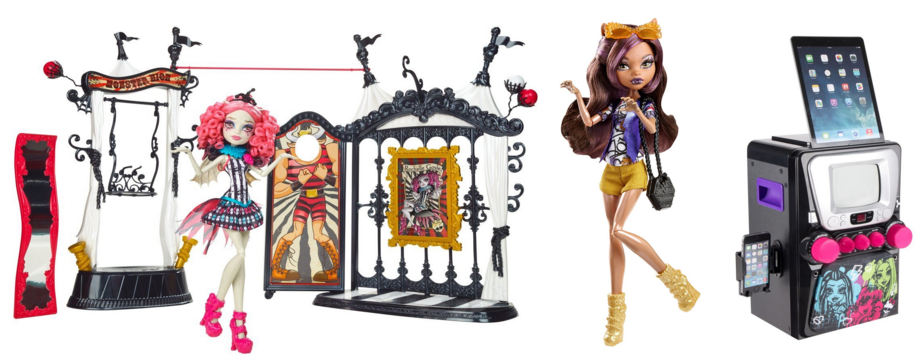 Amazon Deal Of The Day Monster High Dolls Starting At 8