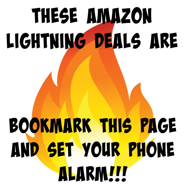Lightning deals amazon app