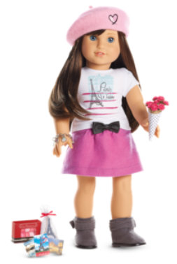 american girl doll of the year