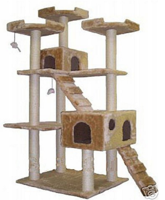 Save $84 Off the Go Pet Club Cat Tree!