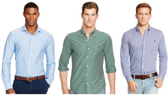 045596d2acf Macy s  Polo Ralph Lauren Dress Shirts as Low as  26.99 Shipped ...